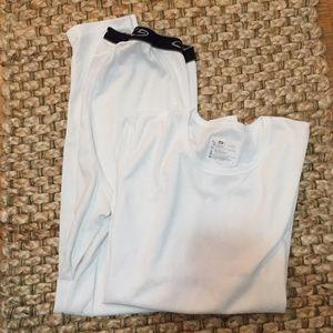 Champion set of base layer, long underwear.